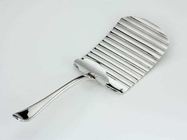 Zilveren aspergeschep rondfilet uit 1912-0